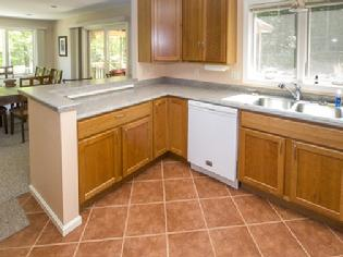 Kitchen in Dogwood